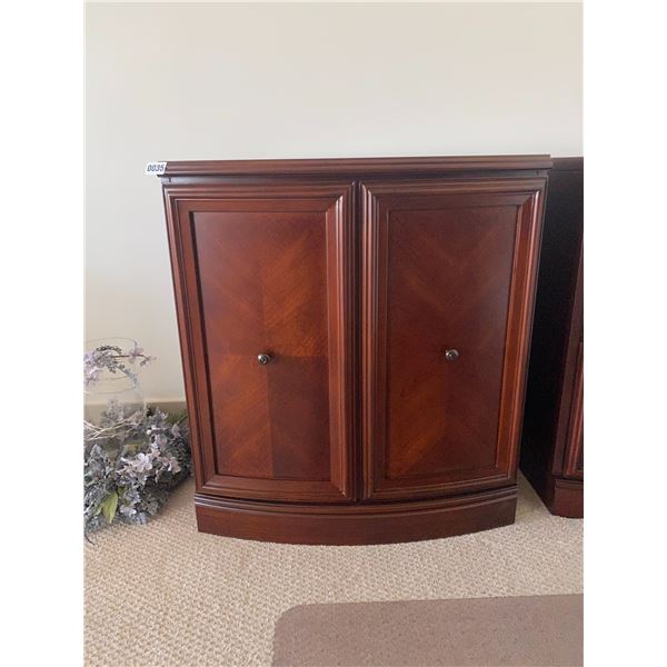 """Cherrywood Office Cabinet 28""""W x 18""""D x 31""""H"""