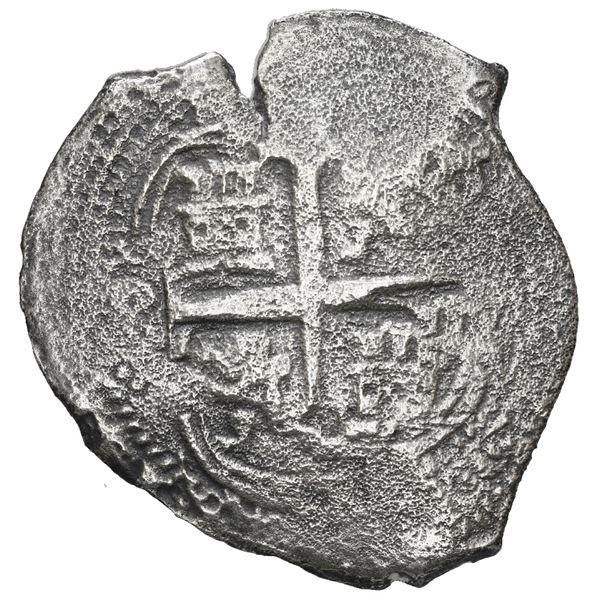 Potosi, Bolivia, cob 8 reales, 1678 E.