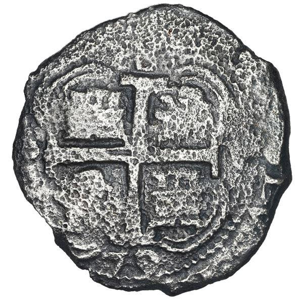 Potosi, Bolivia, cob 8 reales, 1679 V.