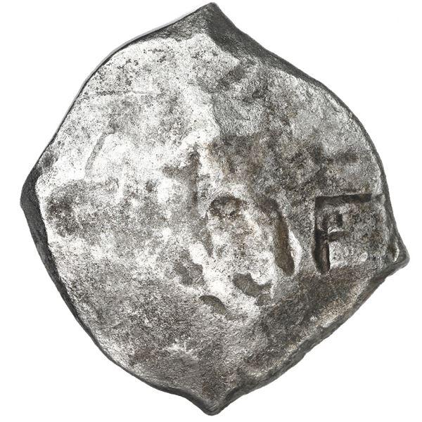 Potosi, Bolivia, cob 8 reales, 1711 Y.