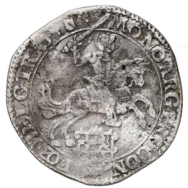 "Utrecht, United Netherlands, ""rider"" ducatoon, 1668."