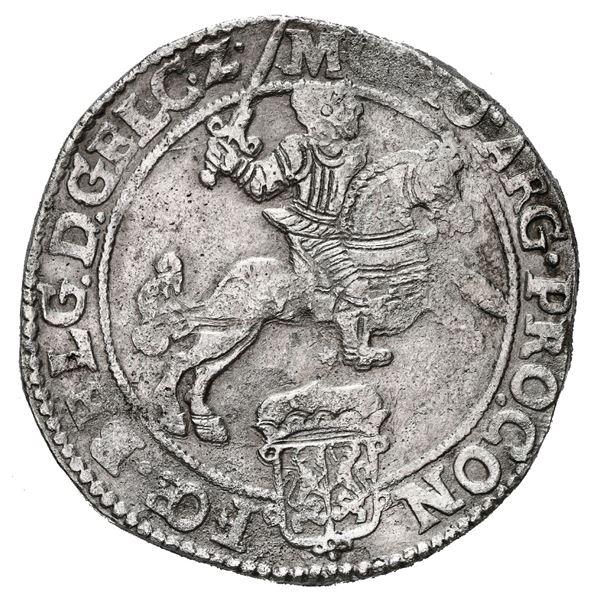 """Gelderland, United Netherlands, """"rider"""" ducatoon, 1670."""