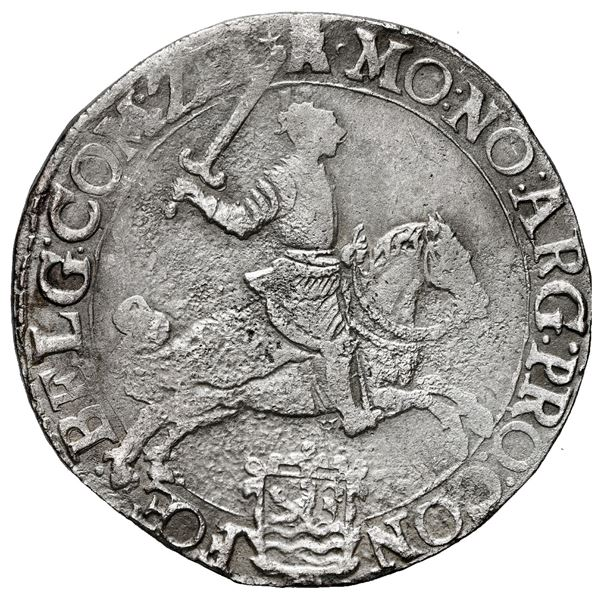 "Zeeland, United Netherlands, ""rider"" ducatoon, 1670."