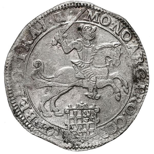 "Utrecht, United Netherlands, ""rider"" ducatoon, 1671."