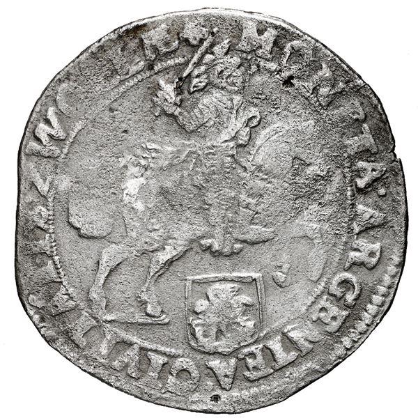 "Zwolle, United Netherlands, ""rider"" ducatoon, 1677."