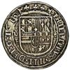 Image 1 : Mexico City, Mexico, cob 8 reales Royal (galano), 1613 F, extremely rare, NGC VF details / mount rem