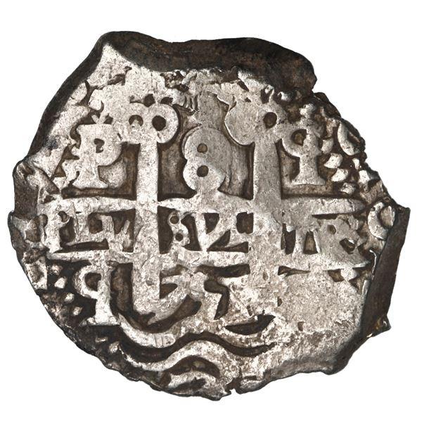 Potosi, Bolivia, cob 8 reales, 1751 q.