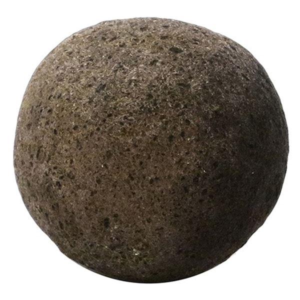 Small stone cannonball, rare.