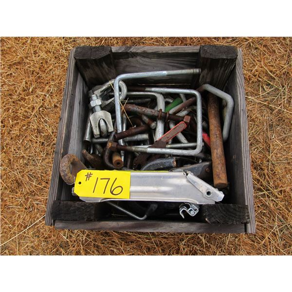 U-CLAMPS & CABLE CLAMPS