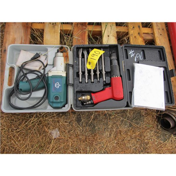 """CP AIR CHISEL, 1/2"""" IMPACT WRENCH"""