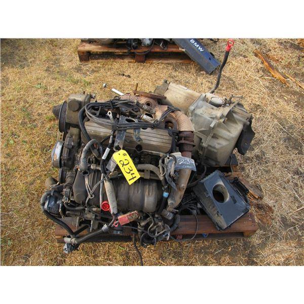 3.8 L CHEV ENGINE