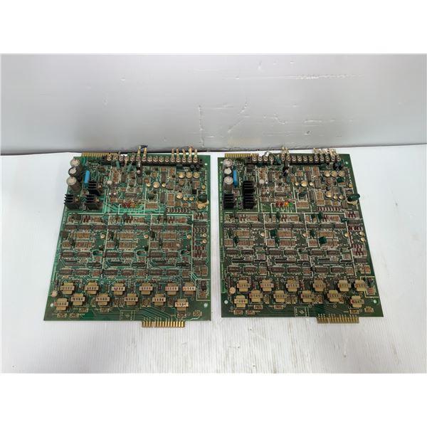 (2) Okuma # PPS-60C E4809-747-005-D Circuit Boards