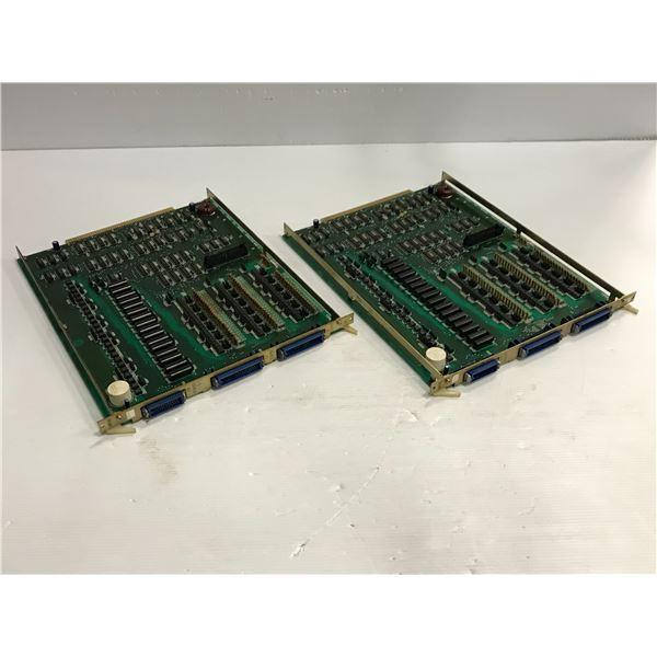 Lot of (2) Okuma #E4809-032-452-D Circuit Board