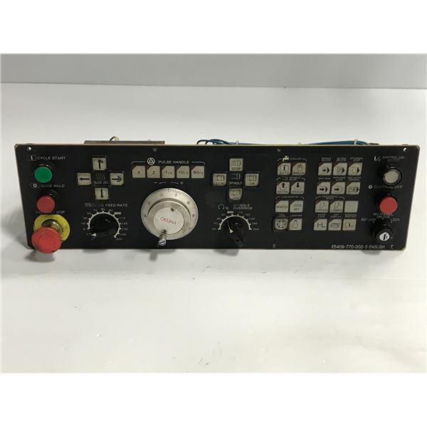 Okuma #1099-0002-75-097 Control Panel