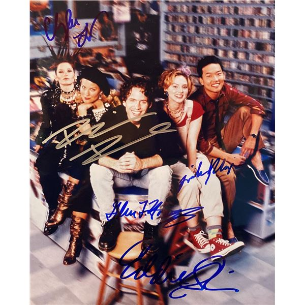 That '80s Show cast signed photo