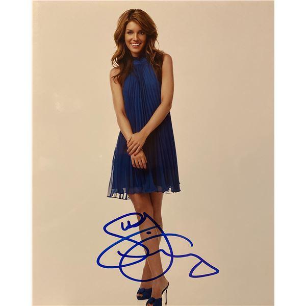 Shenae Grimes signed photo