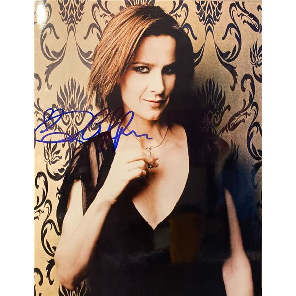 Rachel Griffiths signed photo
