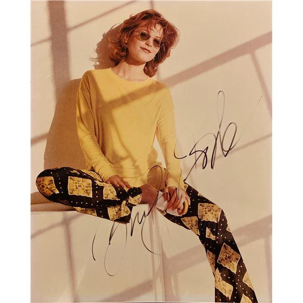 Bridget Fonda signed photo