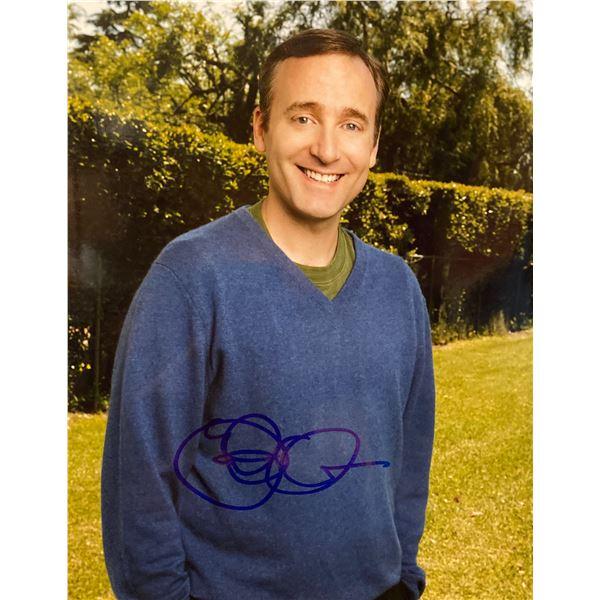 Fred Goss signed photo