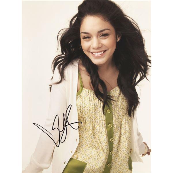 Vanessa Hudgens signed photo