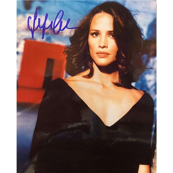 Jennifer Garner signed photo