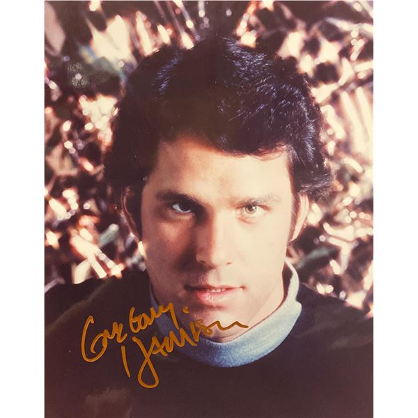 Gregory Harrison signed photo