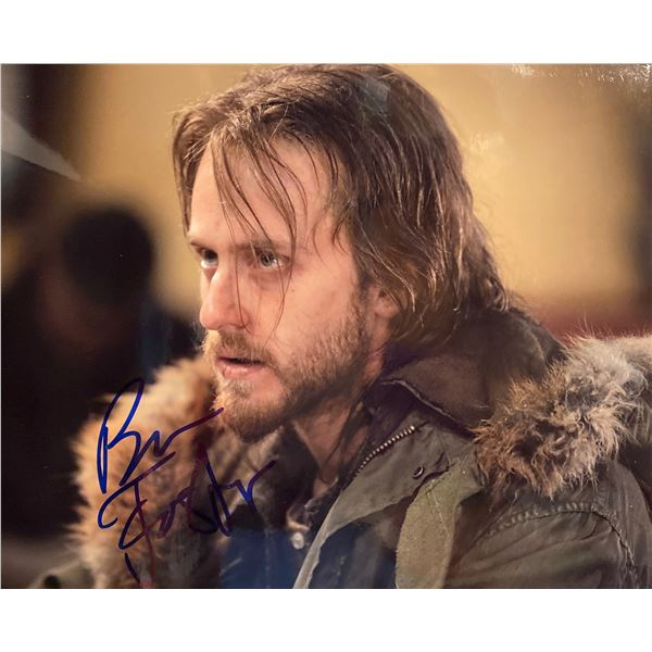 30 Days of Night Ben Foster signed movie photo