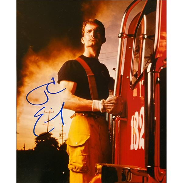 L.A. Firefighters Jarrod Emick signed photo