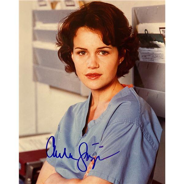 Carla Gugino signed photo