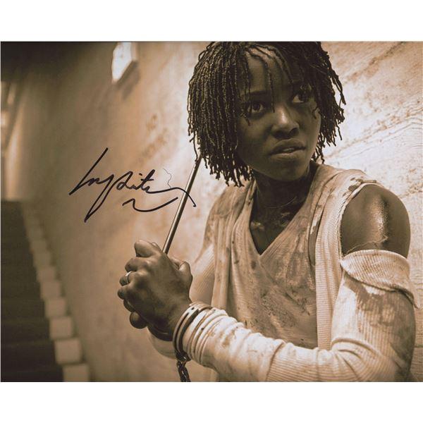 Us Lupita Nyong'o signed movie photo