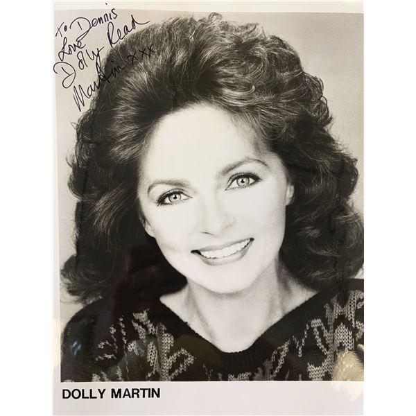 Dolly Martin signed photo
