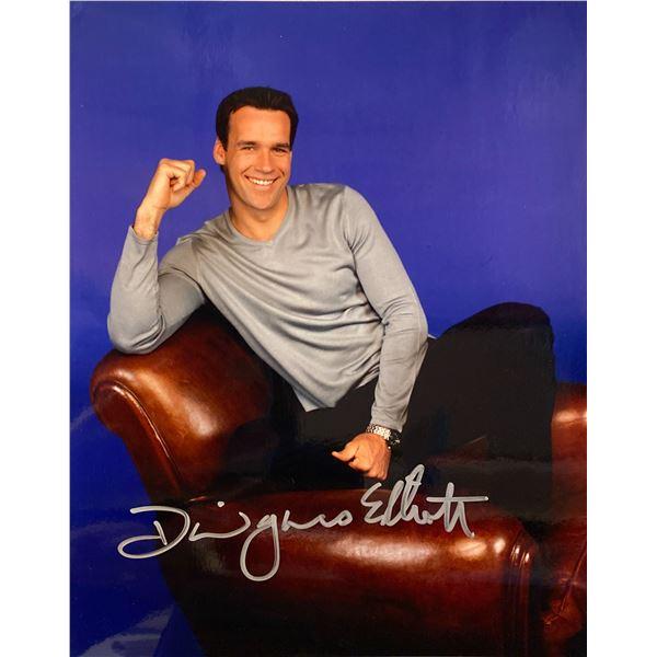 David James Elliott signed photo