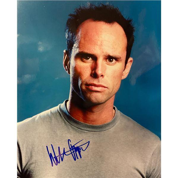 Walton Goggins signed photo