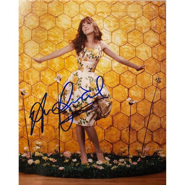 Pushing Daisies Anna Friel signed photo