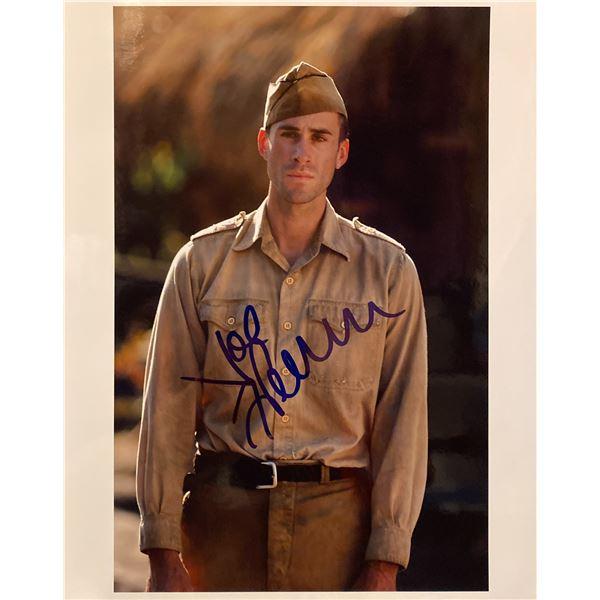 Joseph Fiennes signed movie photo