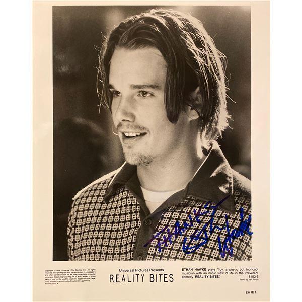 Ethan Hawke signed photo