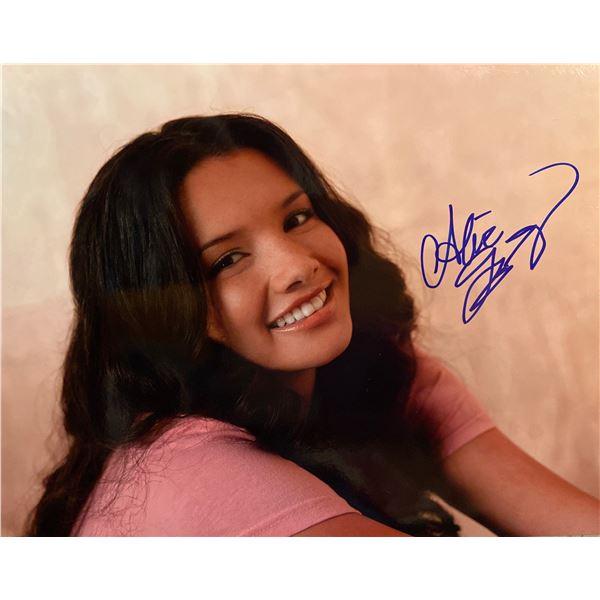 Alice Greczyn signed photo
