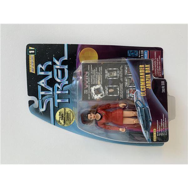 Star Trek Deep Space Nine Lt. Commander Jadzia Dax action figure