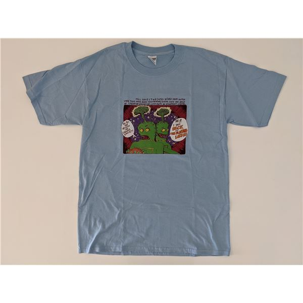 2002 Beck/Flaming Lips Tour T-Shirt
