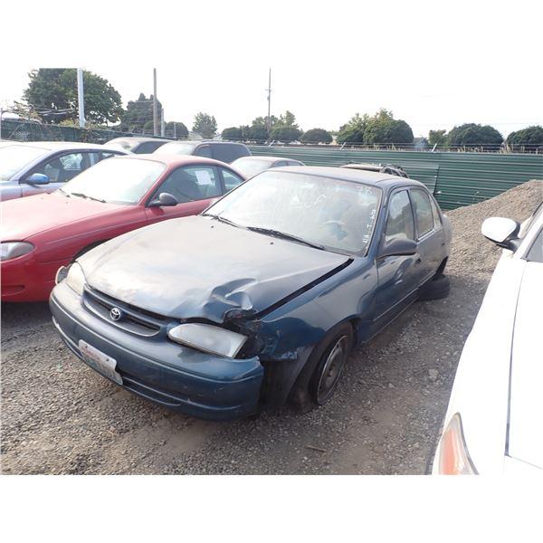 2000 Toyota Corolla