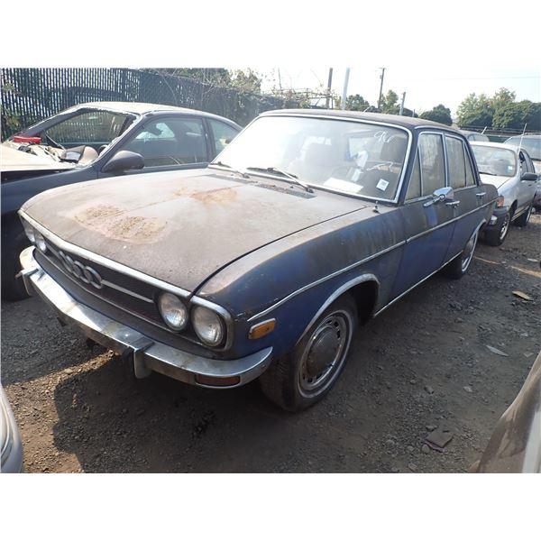 1971 Audi 100LS