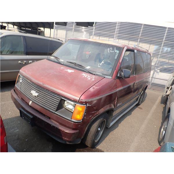 1989 Chevrolet Astro Van