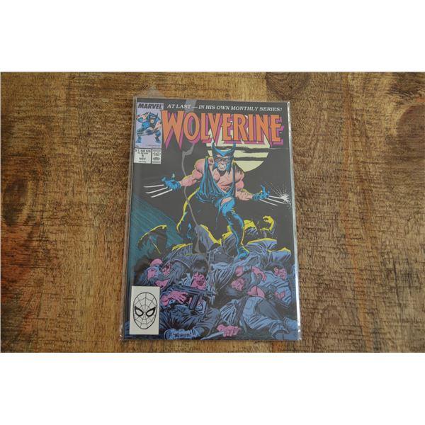 Wolverine 1 1988