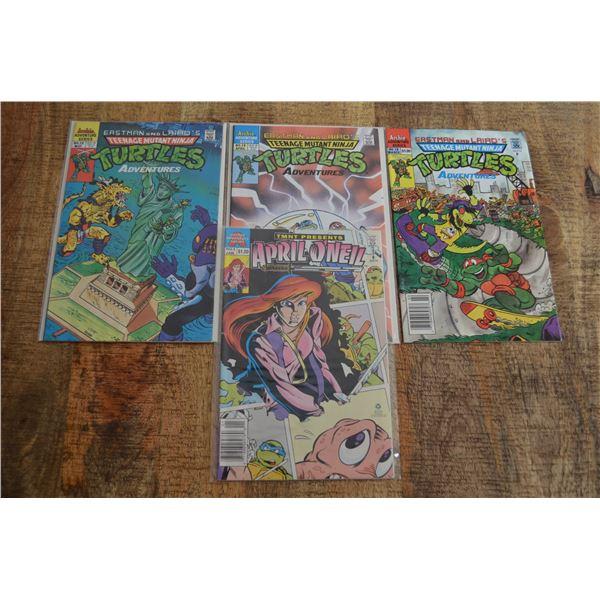 Teenage Mutant Ninja Turtles Comics