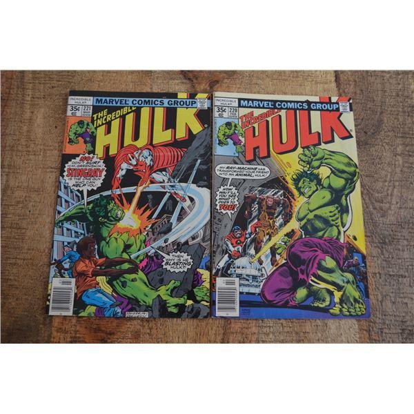 Hulk 220 221