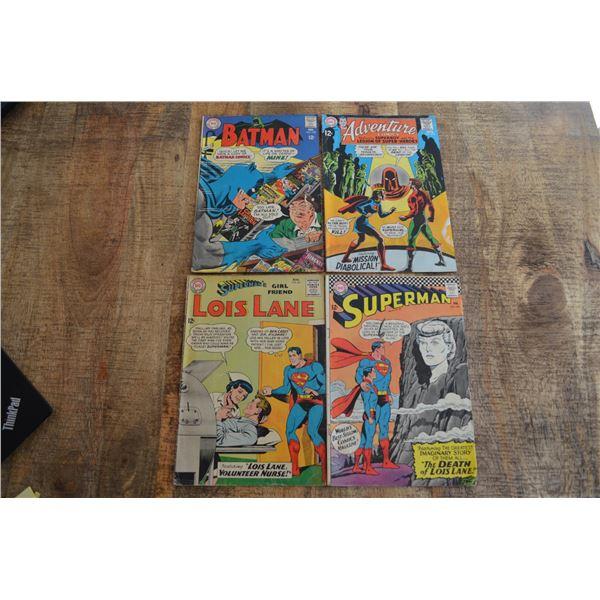 Silver Age DC Comics