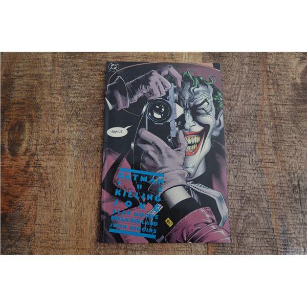 Batman the Killing Joke 5th Print
