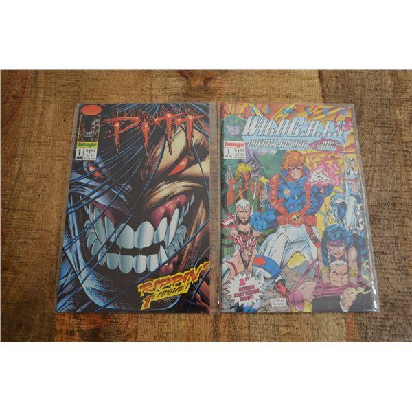 Image #1 Comics