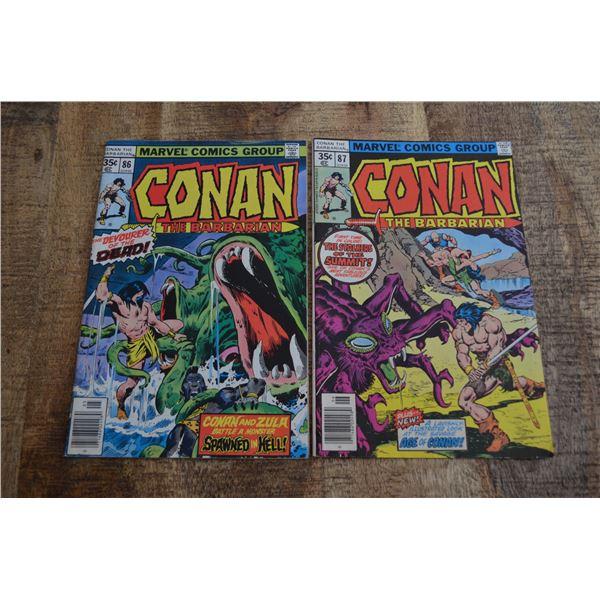 Conan 86 87