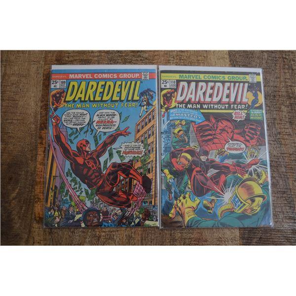 Daredevil 109 110